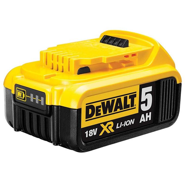 DEWALT DCB184 Батерия акумулаторна Li-Ion 18.0 V, 5.0 Ah DCB184 XR