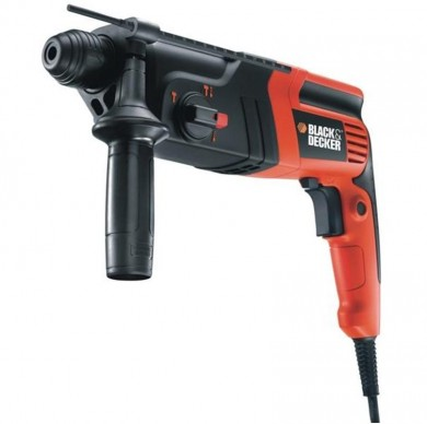 Перфоратор със SDS plus 550 W Black&Decker