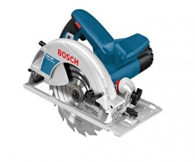 Циркуляр ръчен 1400 W Bosch