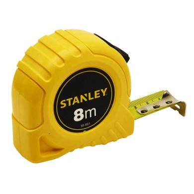 Stanley   Ролетка ергономична с пластмасов корпус   8.0 м 0-30-457