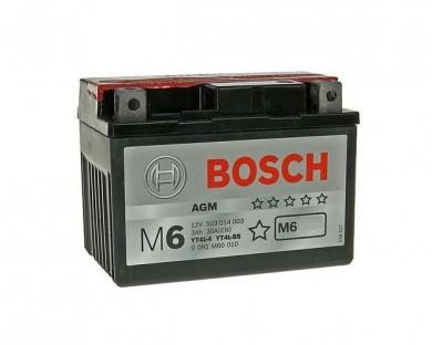 Bosch M6 006 Акумулатор 12V    7.0 Ah 0092M60090