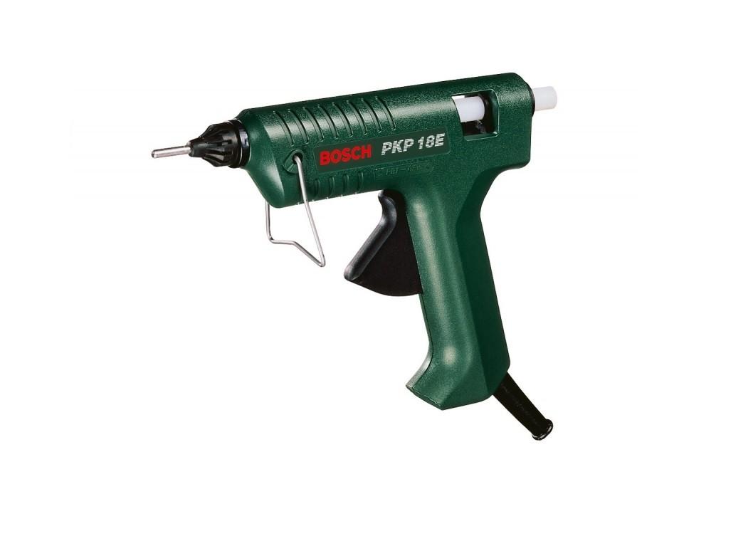 BOSCH PKP 18 E Пистолет за топло лепене 100-240 V, 45 W, 11 мм, 206°C PKP 18 E