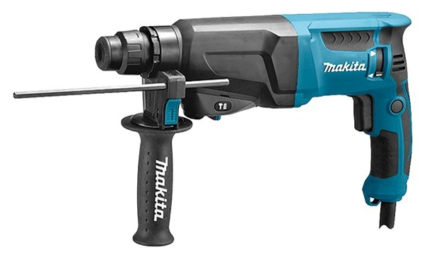 MAKITA HR2300 Перфоратор със SDS plus 720 W, 0-1050 оборота, 0-4050 удара, 2.3 J HR2300