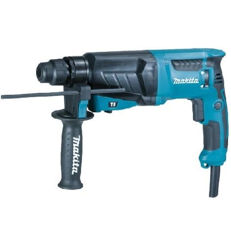MAKITA HR2630 Перфоратор със SDS plus 800 W, 0-1200 оборота, 0-4600 удара, 2.4 J HR2630