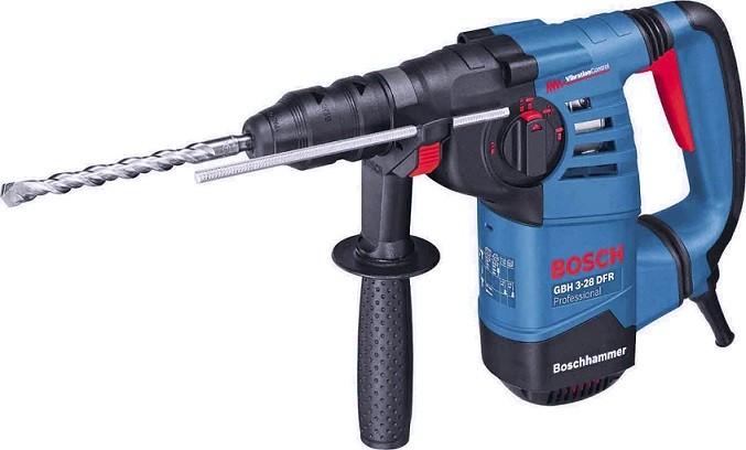 Bosch GBH 3-28 DRE Professional Перфоратор със SDS plus 800 W 0 - 900 оборота 0-4000 удара 3.1 J 0 611 23A 000