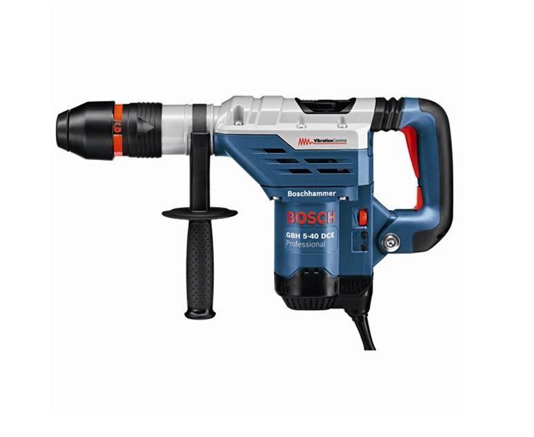 Bosch GBH 5-40 DCE Professional Перфоратор със SDS max 1150 W 170-340 оборота 1500-3050 удара 8.8 J 0 615 990 H2V