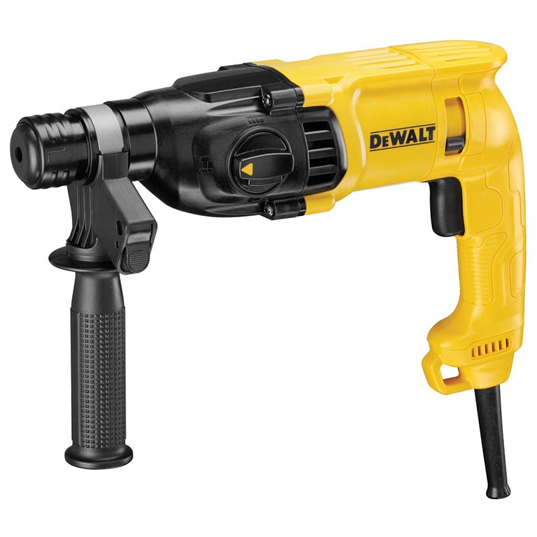DEWALT D25033K Перфоратор със SDS plus 710 W, 0-1550 оборота, 0-4300 удара, 2.0 J D25033K