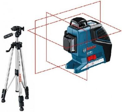 Professional Нивелир лазерен линеен 40.0 м Bosch