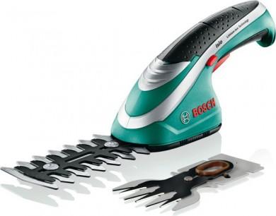 Ножица акумулаторна за трева и храсти Bosch