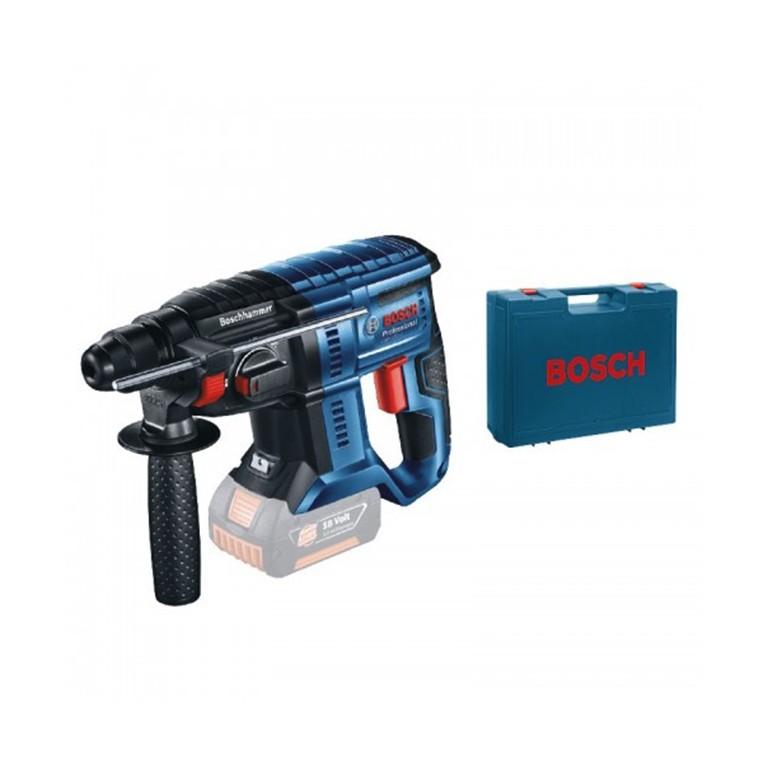 Bosch GBH 180-LI Solo Перфоратор акумулаторен Li-Ion с SDS-plus 18.0 V 0-1800 оборота 0-4550 удара 1.7 J 0 611 911 020