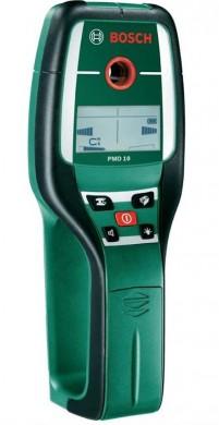 Bosch PMD 10 Детектор за напрежение метал 100 мм дърво 25 мм и кабел 50 мм 0 603 681 020
