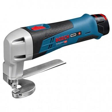 Bosch GSC 12V-13 Professional Ножица за ламарина акумулаторна 12V2.0Ah 3600 оборота 1.3 мм 0 601 926 108