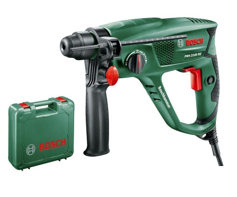 Bosch PBH 2100 RE Перфоратор със SDS plus 550 W 0-2300 оборота 0-5800 удара 1.7 J 0 603 3A9 306
