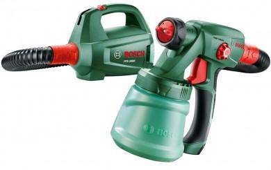Bosch PFS 2000 Пистолет бояджийски електрически   440 W 0-200 г/мин 0.800 л 0 603 207 300