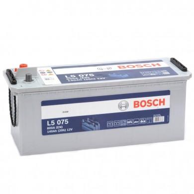 Bosch L5 Акумулатор 12 V 140.0 Ah 0092L50750